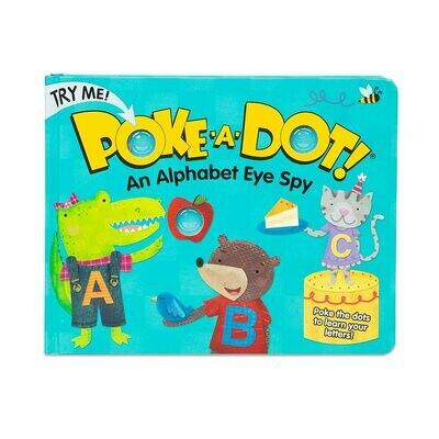 Poke-a-Dot: An Alphabet Eye Spy - MandD - Board Book
