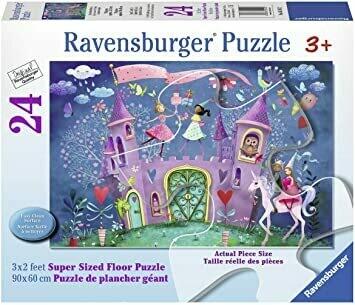 The Brilliant Birthday 24pc Puzzle - 05543