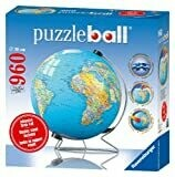 112975 The Earth Puzzle Ball 960pc Puzzle