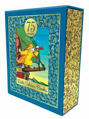 75 Years of Little Golden Books - 1942-2017