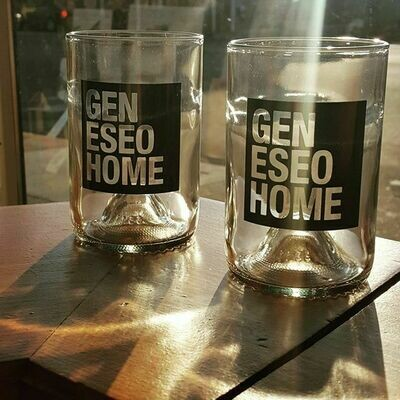 GENESEO Home Green Glass Co.