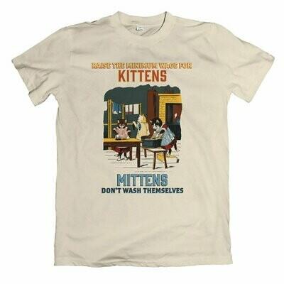 UPG Sm Kittens Mittens T-Shirt