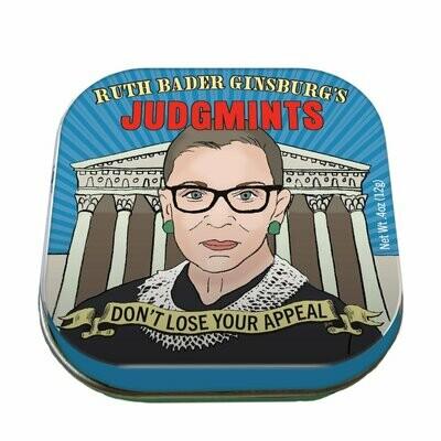 UPG Ruth Bader Ginsburg's Judgmints