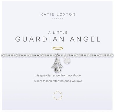 A Little Guardian Angel Charm Bracelet