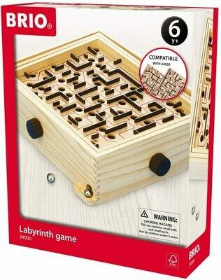 Labyrinth Game Brio - 34000