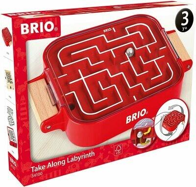 Take Along Labyrinth Brio - 34100
