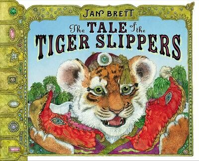 The Tale of the Tiger Slippers - Brett - Hardcover