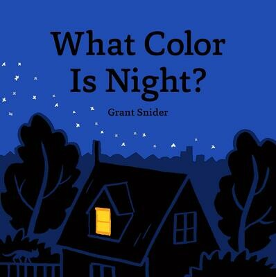 What Color is Night? - Snider - Hardcover