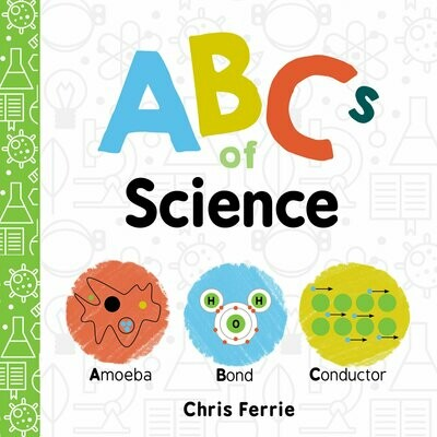 ABCs of Science - Ferrie - Board Book
