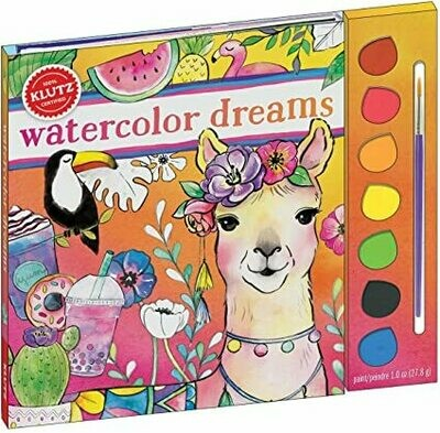 Kultz Watercolor Dreams