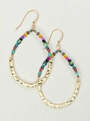 Holly Yashi 11210 - Confetti Meridian Earrings