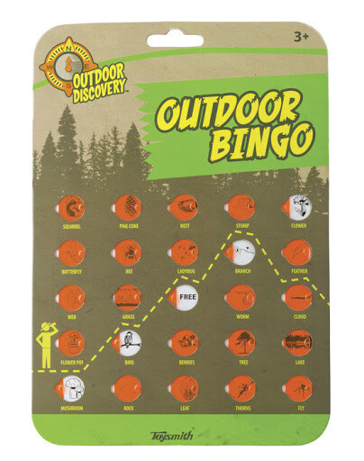 Outdoor Bingo - SO/2