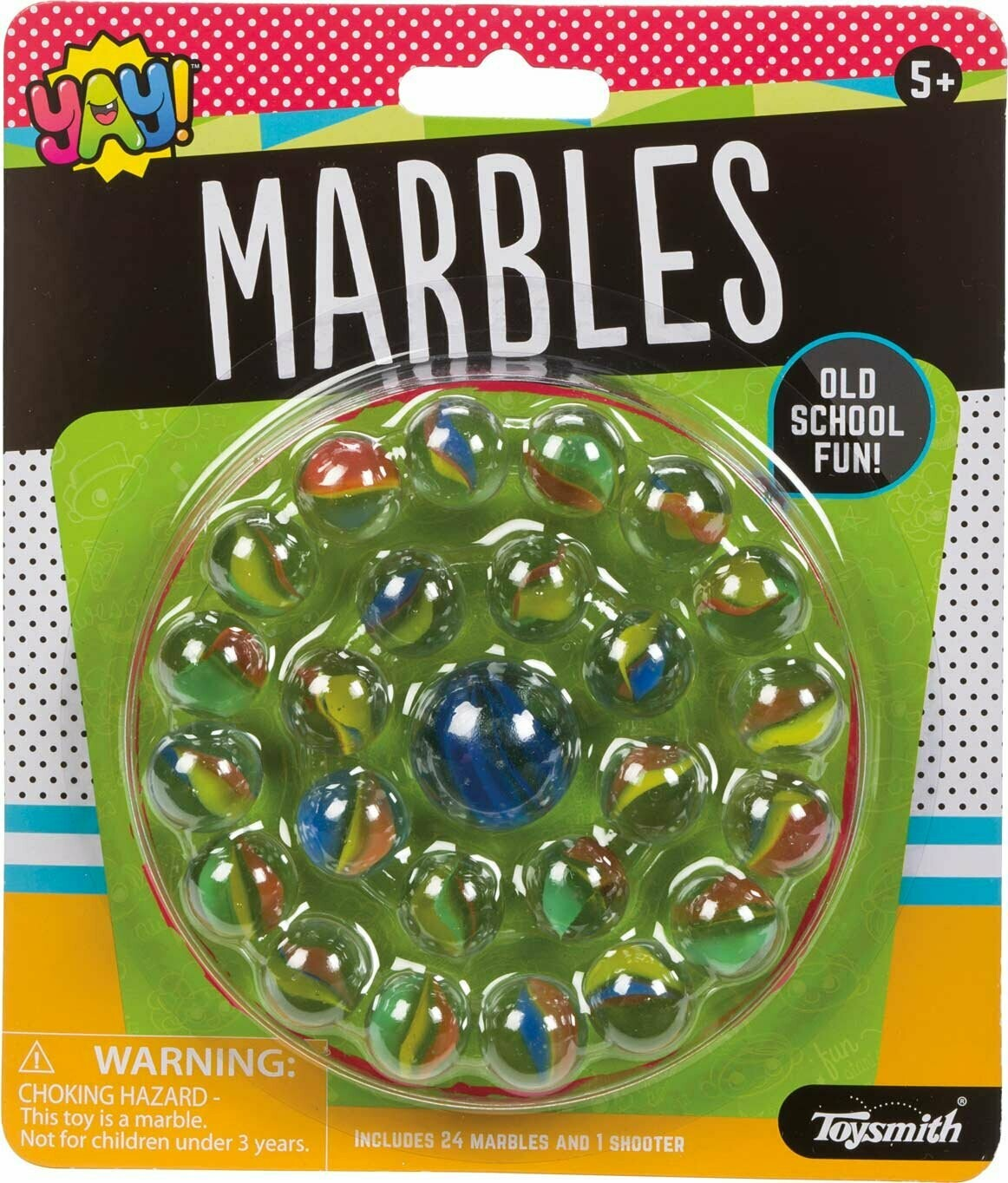 Yay! Marbles