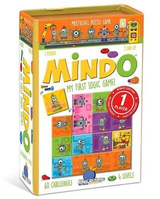 Mindo My First Logic Game Robot