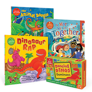 Barefoot Home Time Bundle: Moving & Grooving - Drop Ship