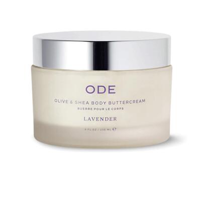 Ode Lavender Olive & Shea Body Butter Cream