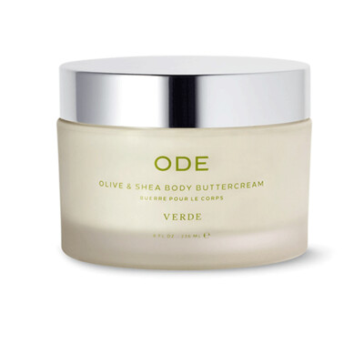 Ode Verde Olive & Shea Body Butter Cream
