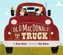 Old MacDoanld Had A Truck -Goetz - Board Book