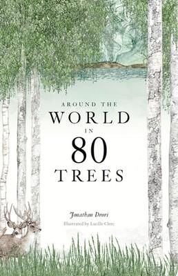 Around the World in 80 Trees - Drori - HC