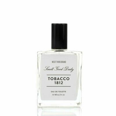 West Third Brand Tobacco 1812 Eau De Toilette