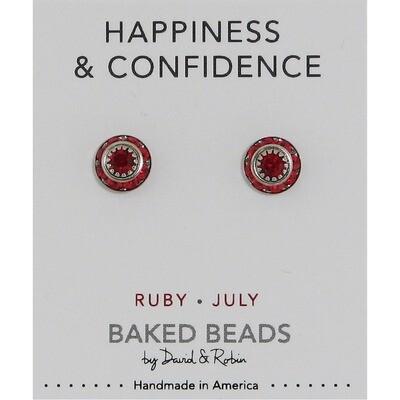 E818G July BB Earrings
