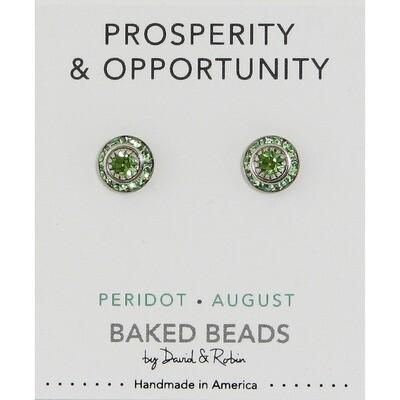 E818H August BB Earrings