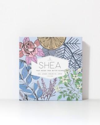 Shea Brand Shea Butter Gift Box