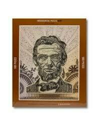 Presidential Puzzlemint 500 pc  Puzzle Lincoln