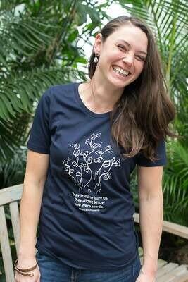 Fair Anita Planting Seeds T-Shirt - Med