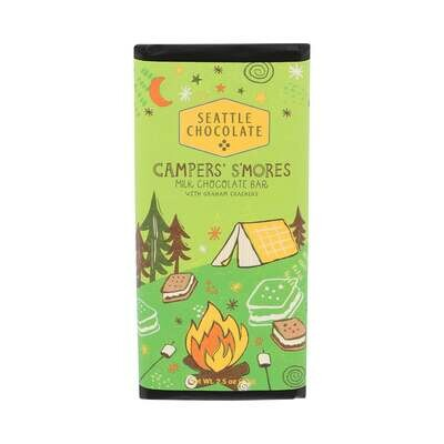 Campers Smores Seattle Chocolate Bar