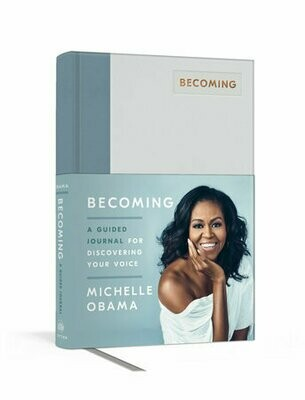Becoming A Guided Journal  M.Obama