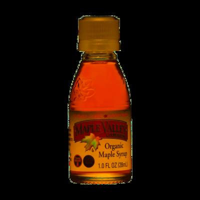 Maple Valley Coop Dark 1oz Maple Syrup