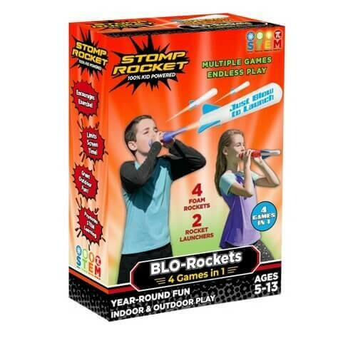 BLO-Rocket - Stomp Rocket