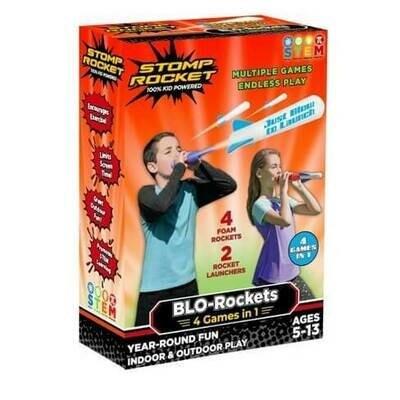 BLO-Rocket - Stomp Rocket