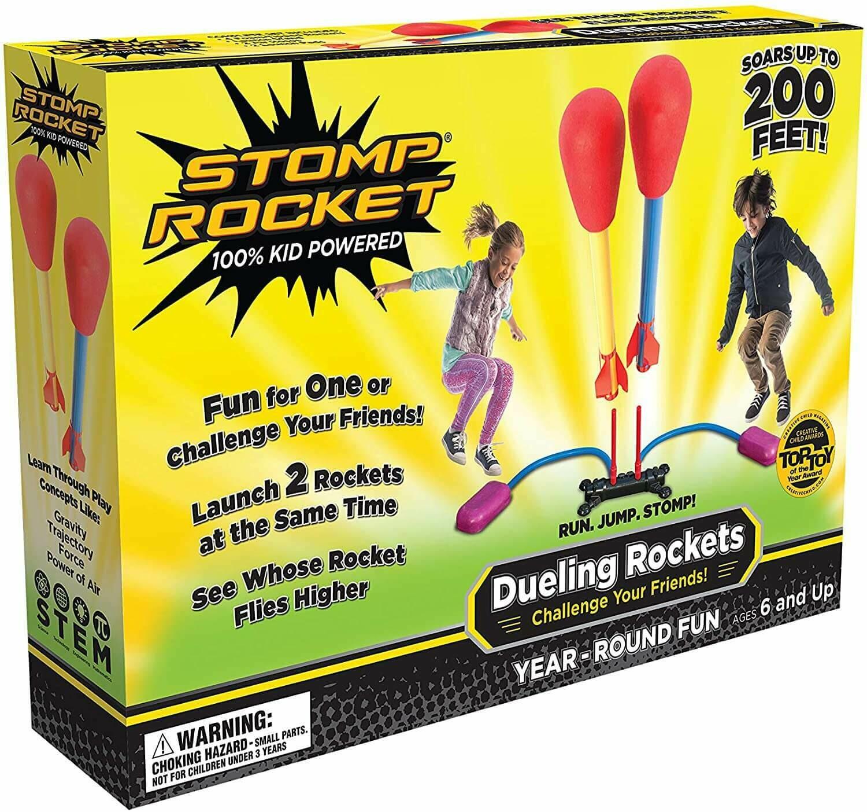 Dueling Stomp Rocket Kit