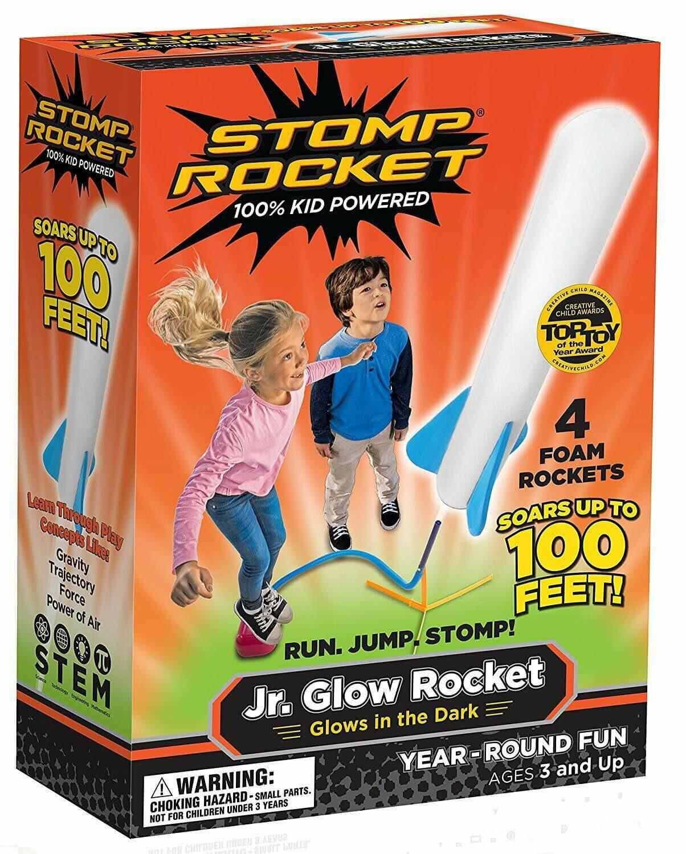 Stomp Rocket - Jr. Glow