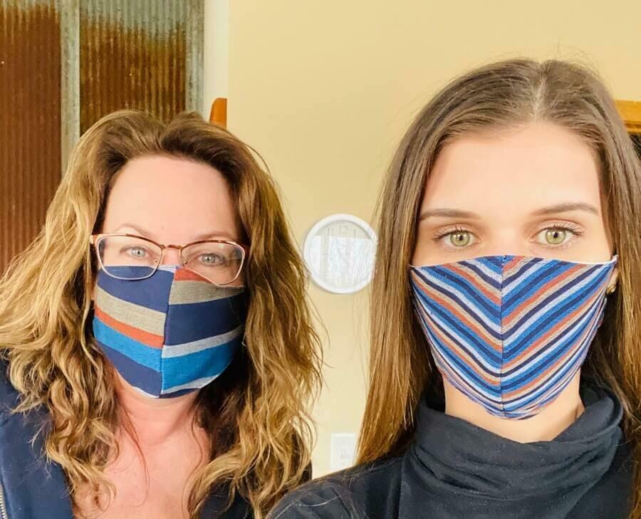 Fair Trade Cotton Mask