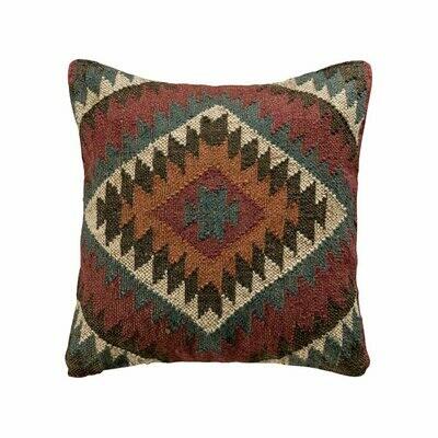 Wesleyan pillow