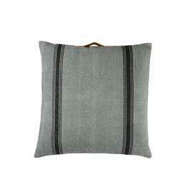 Gray/Black Pillow