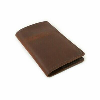 Field Notebook Dark Brown