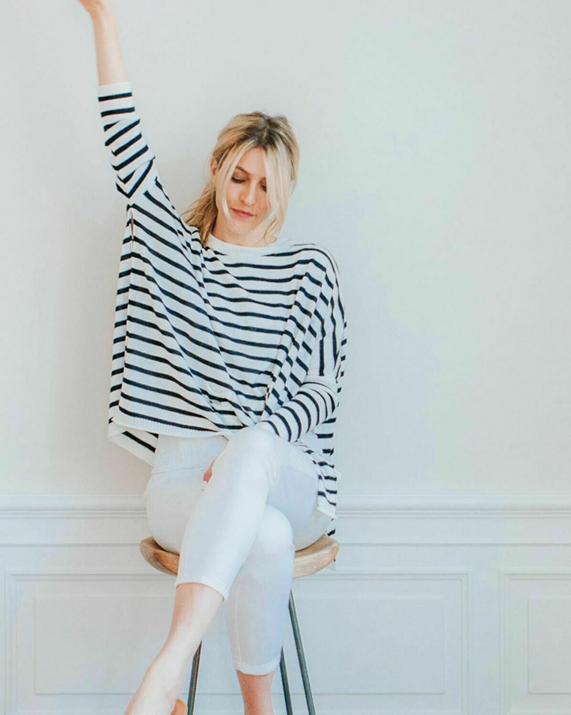 Catalina Sweater - Striped