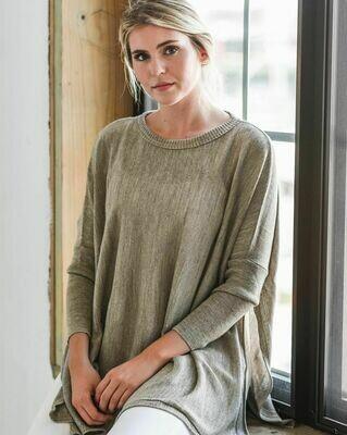 Catalina Sweater - Driftwood