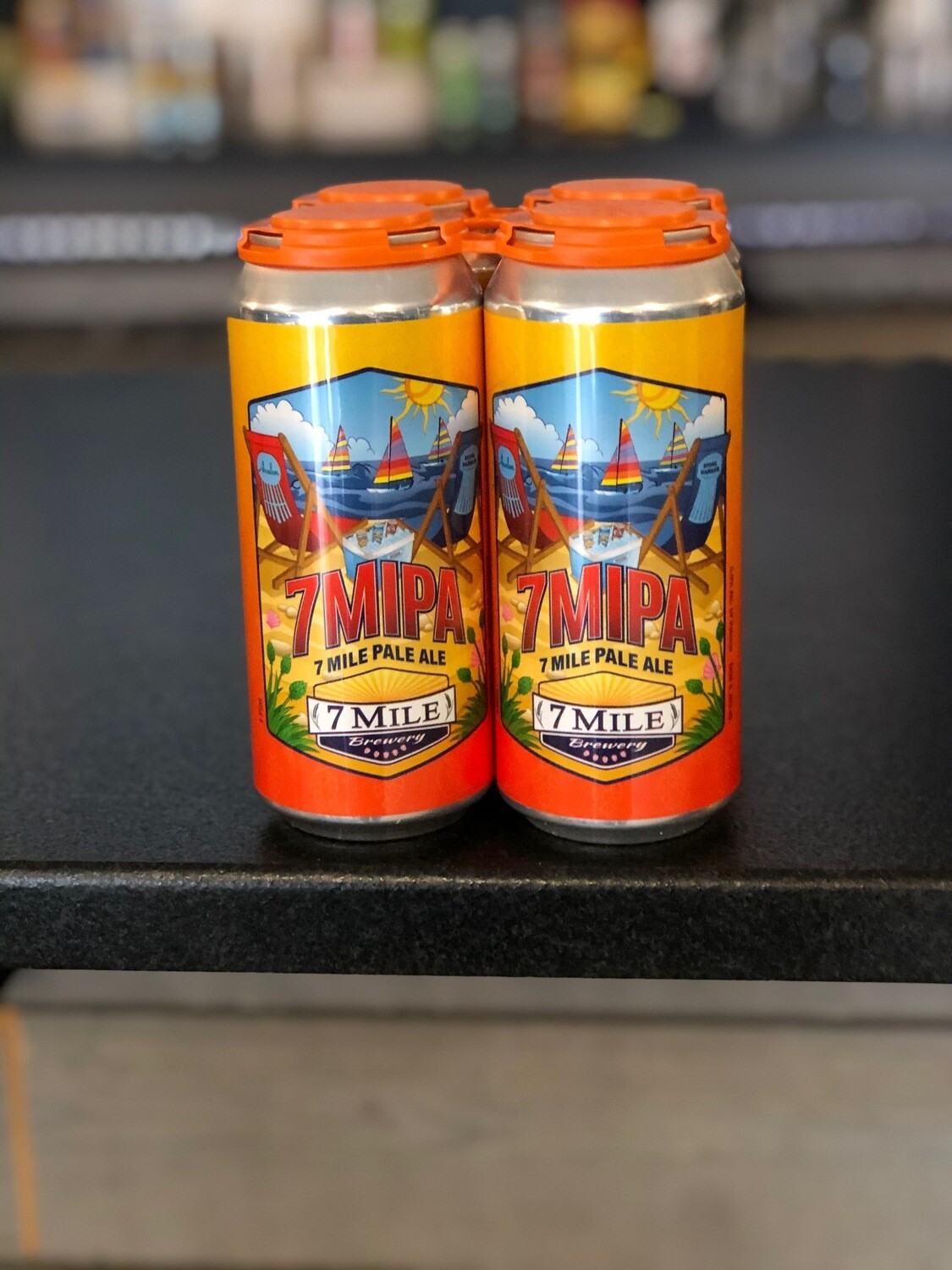 7 Mile India Pale Ale (4-Pack)