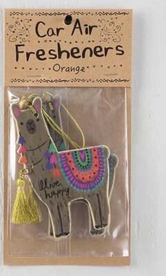 Llama Air Freshner