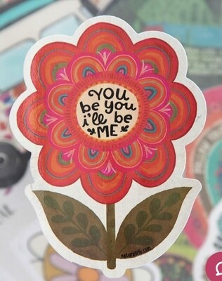 You be You Sticker