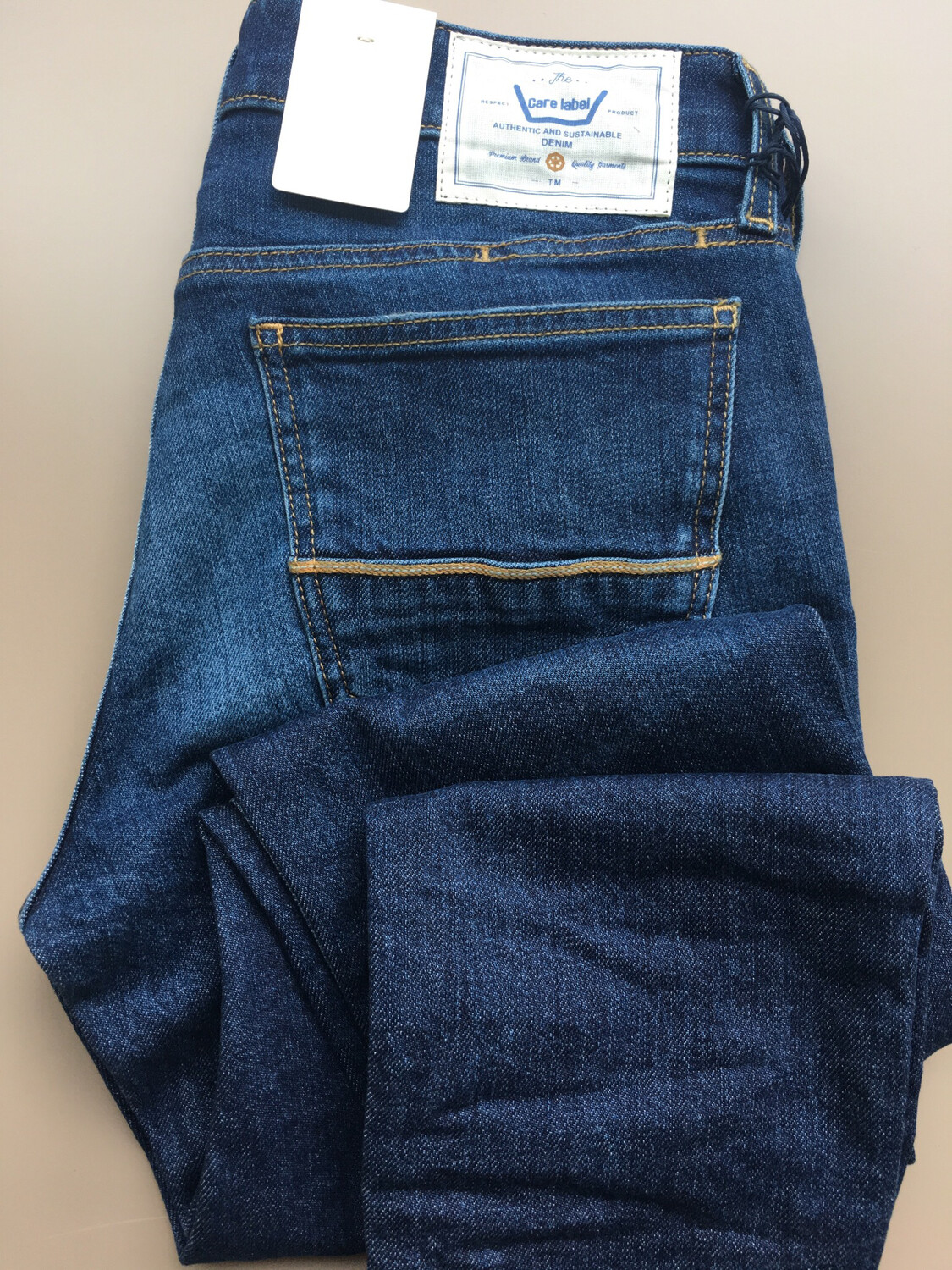 Jeans Boy Care Label