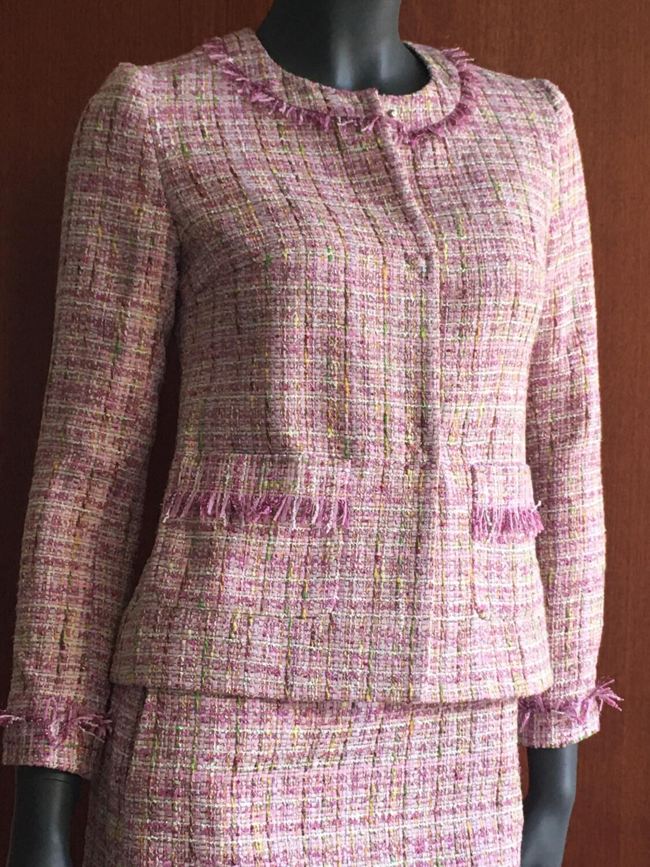 Tweed Jacke Claudia Krebser