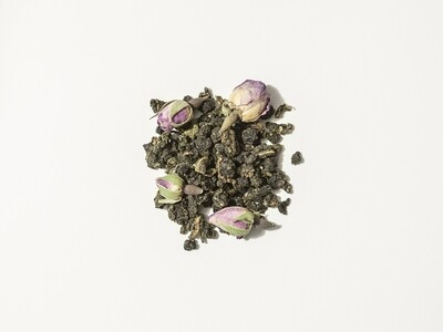 Oolongtee Taiwan: Rose Jade Oolong