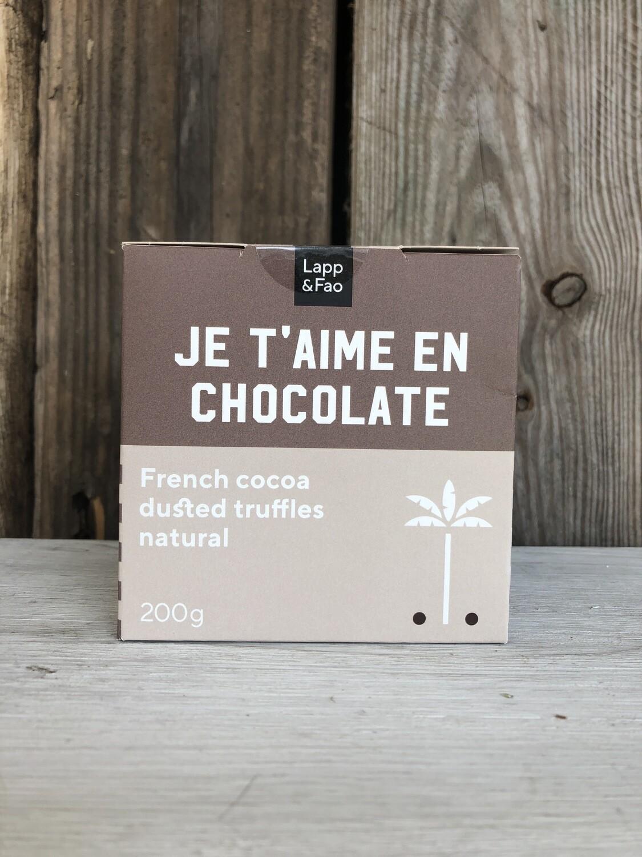 feinste Chocolate ... mmmhhh