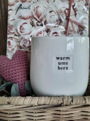 *warm ums Herz* Tasse von Räder